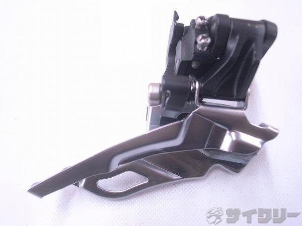 フロントディレイラー FD-M611 Deore 34.9mm 3s