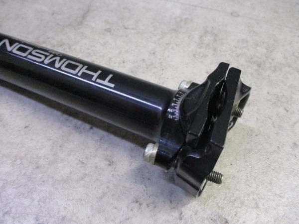 シートポスト SP-M105 Masterpiece 約330mm(実測)/27.2mm