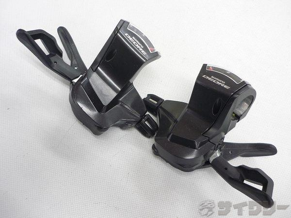 ラピッドファイアーシフター SL-T6000 DEORE 3x10s