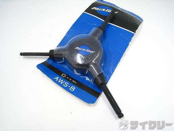 Y型ボールポイントヘックスレンチ AWS-8  4/5/6mm