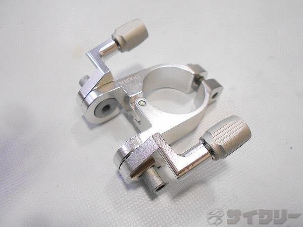 レバーコラムマウント シルバー OSコラム用(28.6mm)