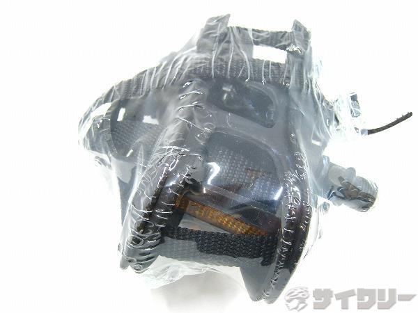 トゥクリップペダルR125 トゥストラップ/クリップ付き