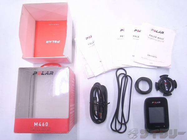 GPSサイクルコンピュータ M460 センサー無し