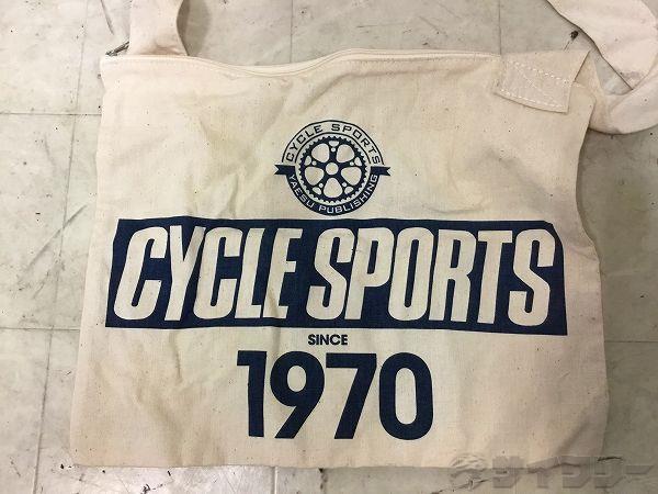 サコッシュ CYCLESPORTS