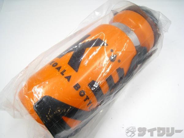 ボトルケージ/ボトルセット マグネット式 オレンジ