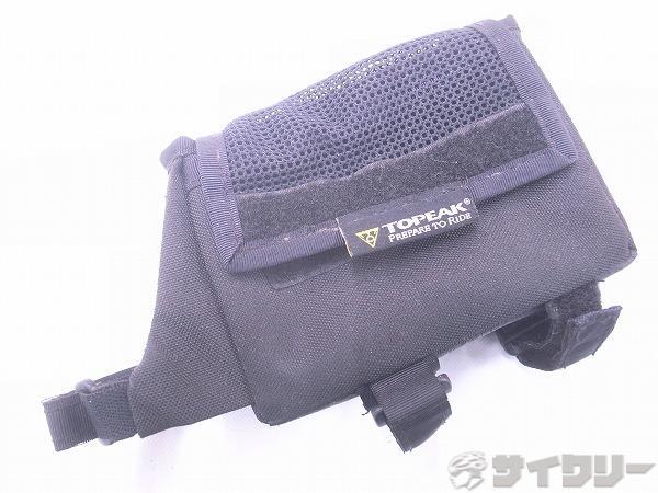 フレームバッグ Tribag ブラック