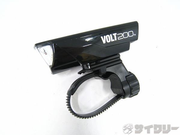 フロントライト HL-EL151RC VOLT200 ブラック