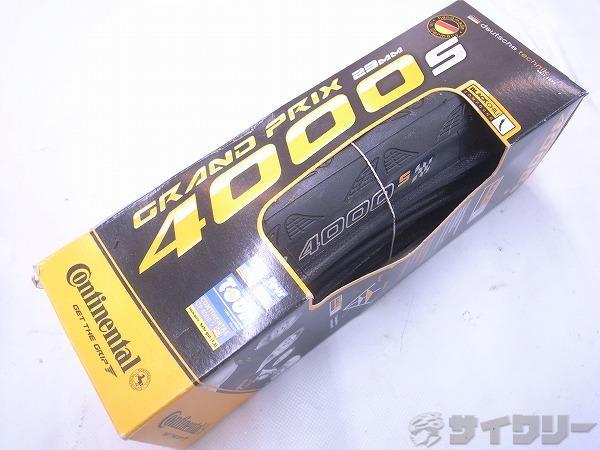 クリンチャータイヤ GP4000S 700x23c
