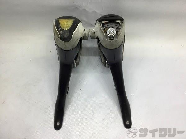 STIレバー SORA ST-3500 2x9s ※割れあり