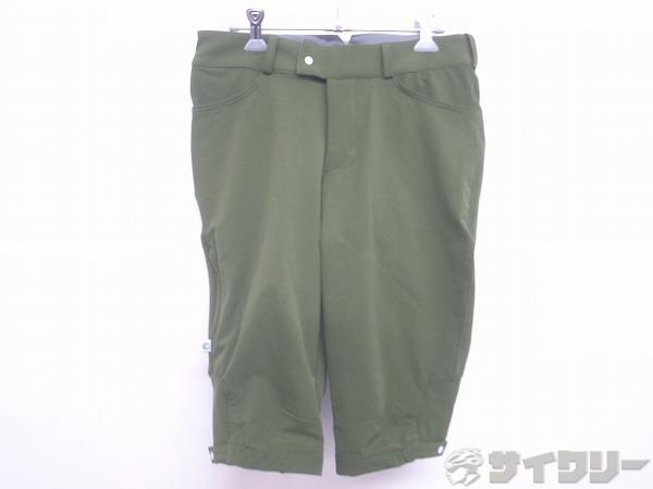 ハーフパンツ Kort Short Pants Sサイズ グリーン