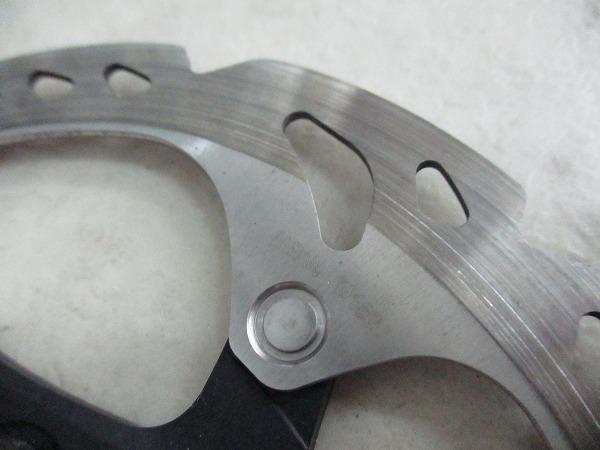 ディスクブレーキローター SM-RT86 160mm 6穴