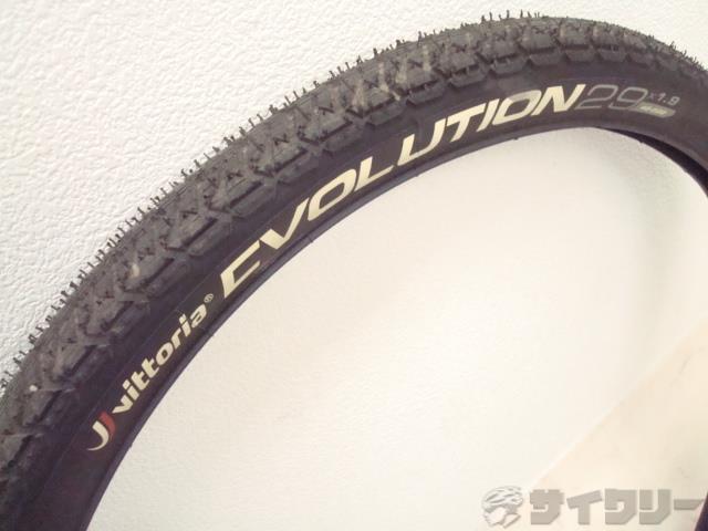 クリンチャータイヤ EVOLUTION 29インチ 29×1.9