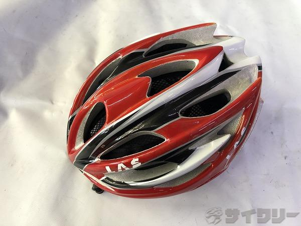 ヘルメット サイズ:57-62 年式不明