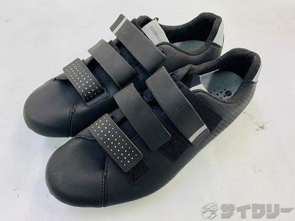 ビンディングシューズ SH-RT500-S 43(27.2cm) ブラック