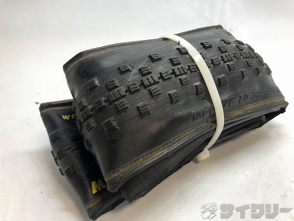 ブロックタイヤ RAZE 700×35C