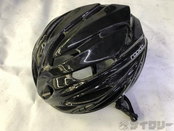 ヘルメット RAPIDO サイズ:L(59-62cm) 2015