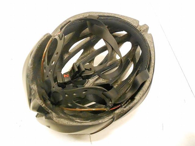 ヘルメット O2 サイズ・年式不明
