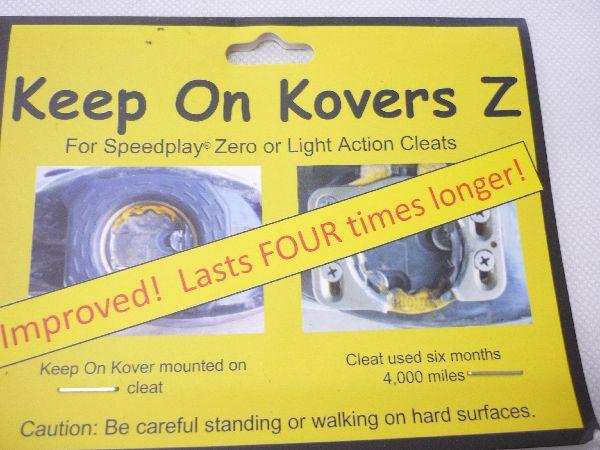 クリートカバー スピードプレイ ZERO対応