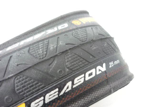 タイヤ GRAND PRIX 4 SEASONS 700×25c