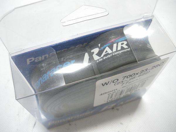 チューブ R AIR 700×23-28c 仏式(48mm)