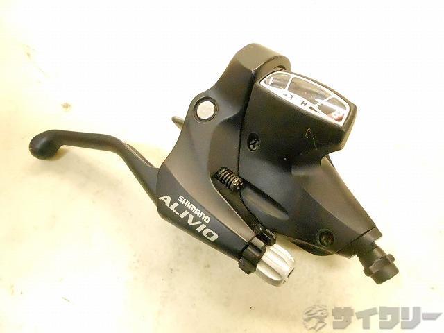 右のみ デュアルコントロールレバー ST-M410 ALIVIO