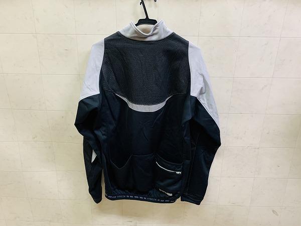 長袖フルジップジャケット Lサイズ