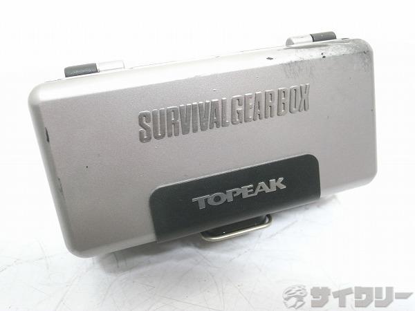 携帯ツール SURVIVAL GEARBOX
