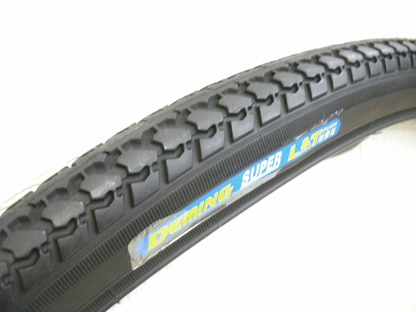 タイヤ SUPER LONG&TOUGH 27×1-3/8 W/O