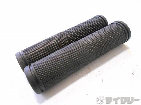 ラバーグリップ ブラック 全長:128mm
