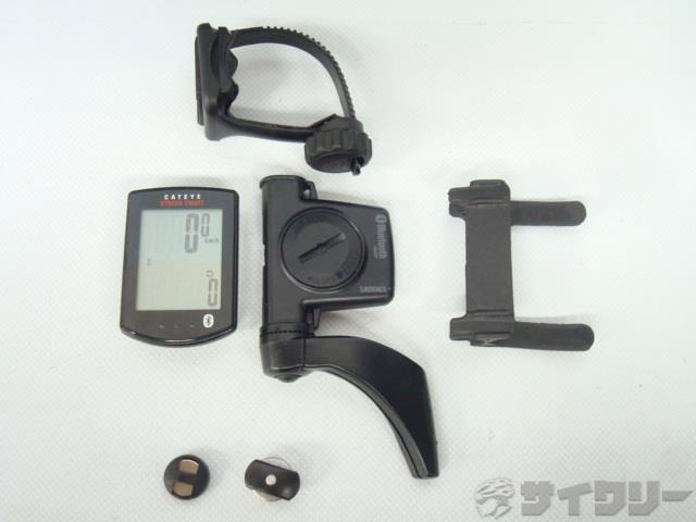 サイクルコンピューター CC-RD500B & ISC-12セット※スピード&ケイデンス動作確認済