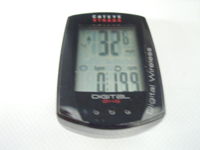 サイクルコンピューター CC-RD420DW ※スピード&ケイデンス動作確認済