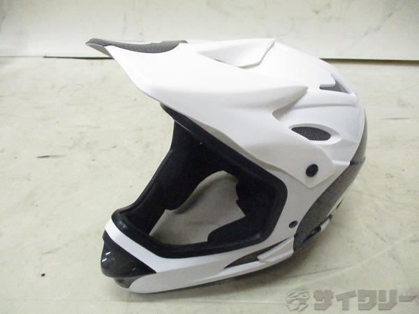 フルフェイスヘルメット COMP サイズ:S ホワイト