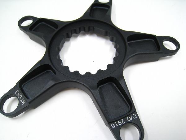 スパイダーアーム ホロウグラムクランク用 PCD:110mm