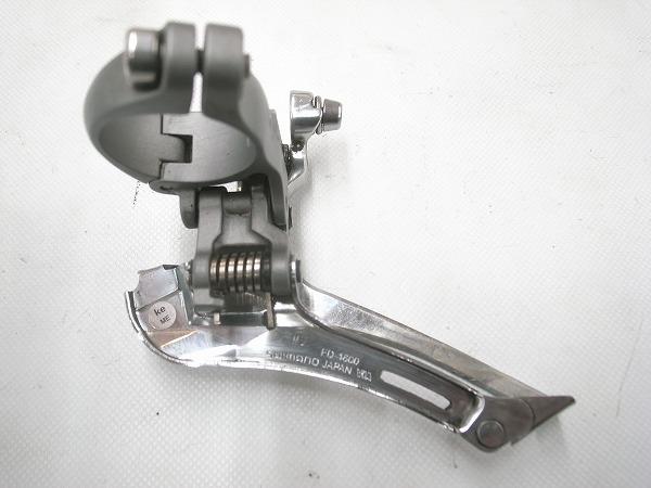 フロントディレイラー FD-4600 Tiagra 31.8mm 2s
