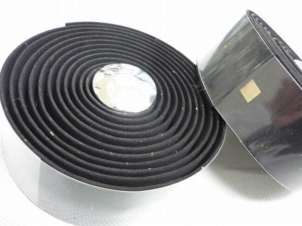バーテープ ブラック コルクタイプ