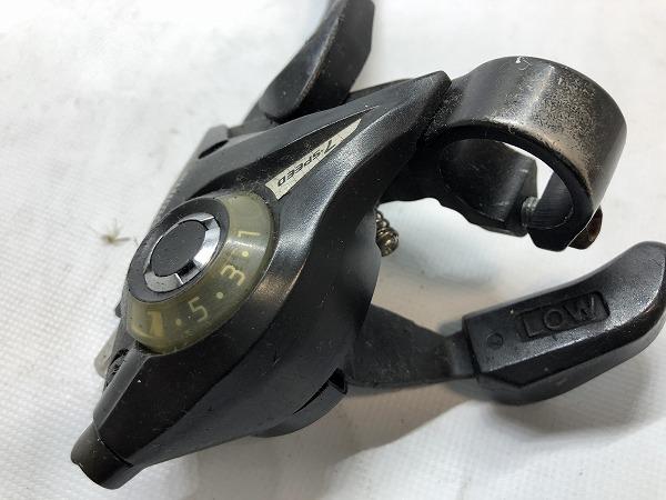 デュアルコントロールレバー ST-EF51-7 右レバーのみ