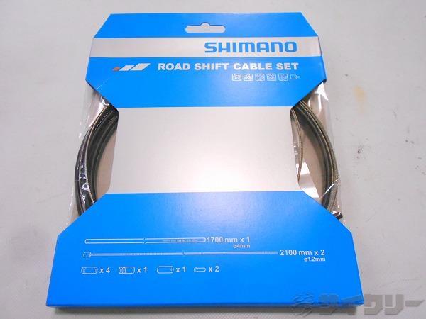 ロード用シフトケーブルセット SUS ブラック Y60098022