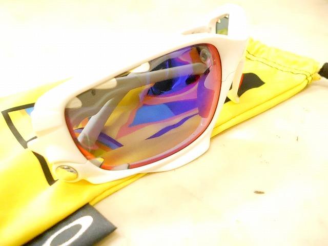 アイウェア RACING JACKET 型番:OO9171-26 ホワイト