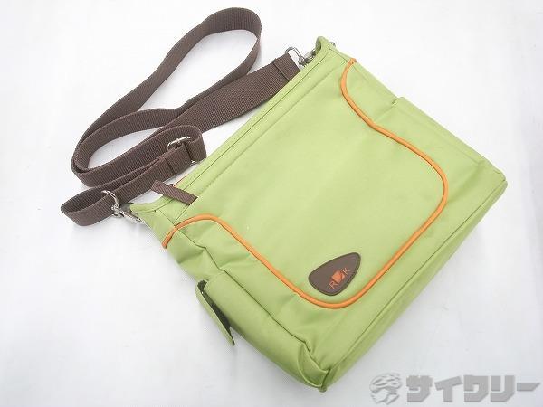 アレグラファッションフロントバッグ グリーン