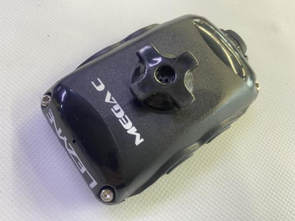 GPSサイクルコンピューター MEGA C