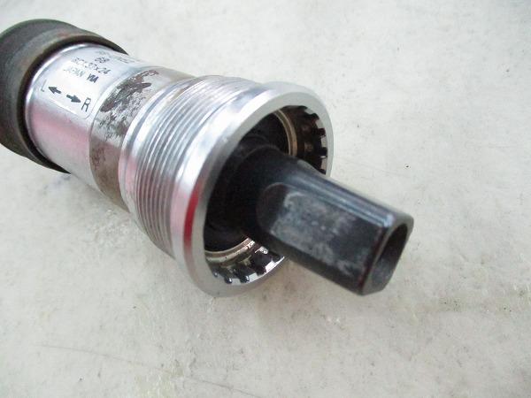 ボトムブラケット BB-UN52 68mm/JIS 118mm スクエア