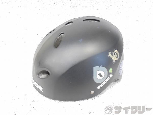ヘルメット 54cm 年式不明 ブラック