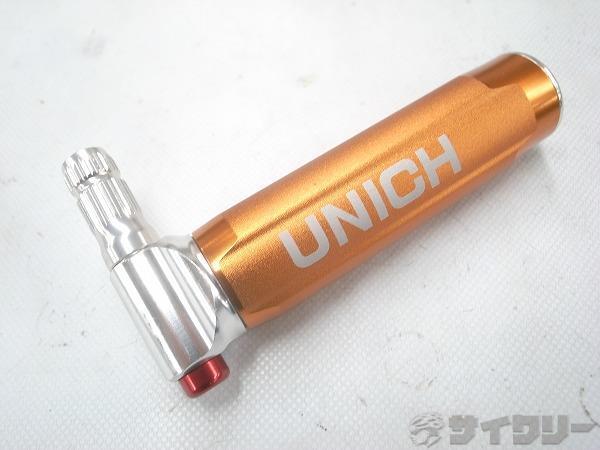 CO2インフレーター オレンジ 仏式