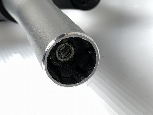 フロントサスペンション RECON 27.5インチ 約165mm(実測) ※注意あり