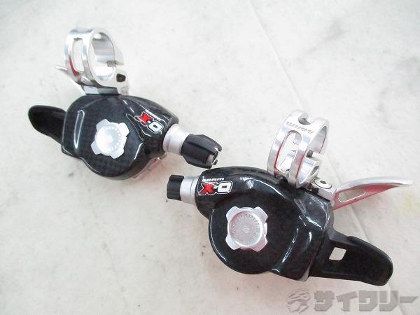 変更 トリガーシフター X0 3x9s
