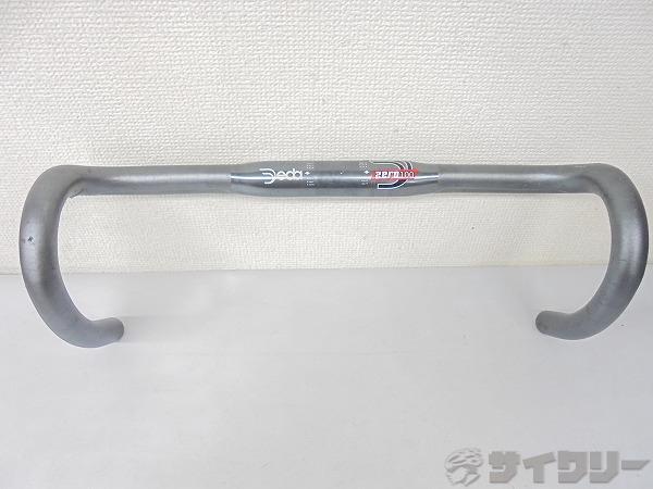 ドロップハンドル ZERO100 31.7/420mm メタリックグレー