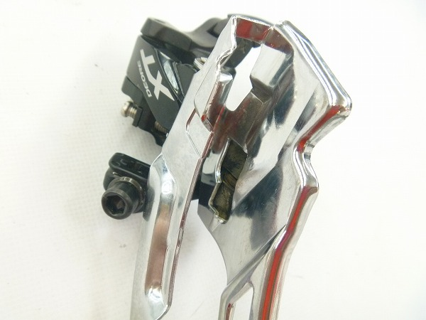 フロントディレイラー FD-M781 DEORE XT 3s 34.9mm
