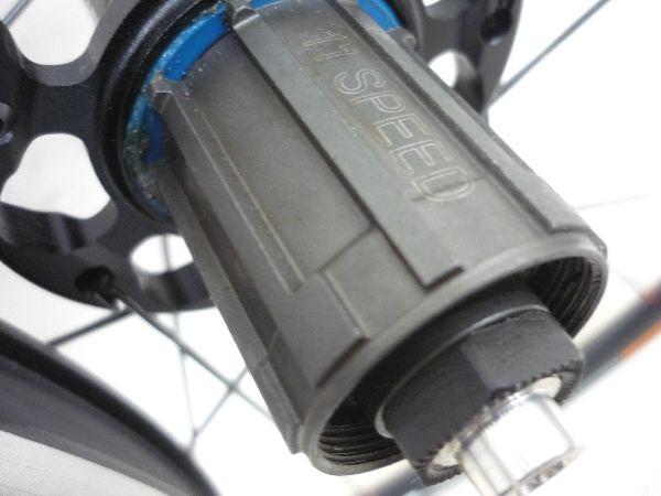 ホイールセット RACING QUATTRO CX 700c シマノ11s対応