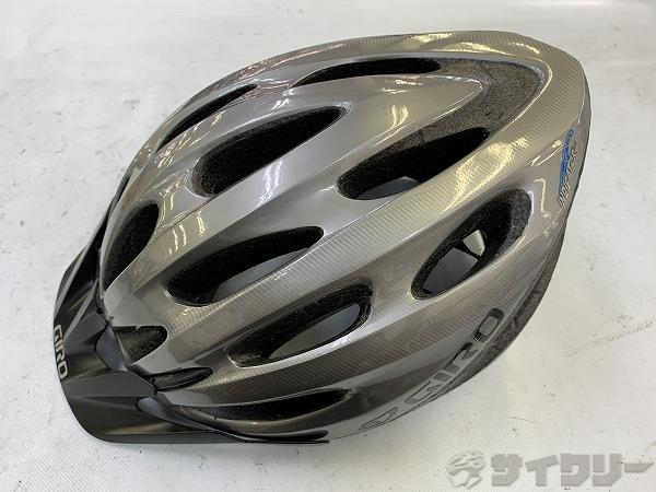 ヘルメット INDICATOR グレー