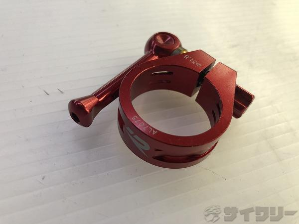 シートクランプ クイック式 31.8mm(表記)